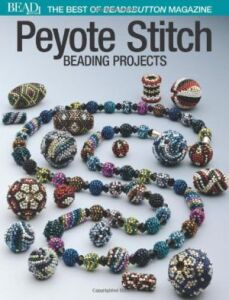 peyote stitch patterns book image