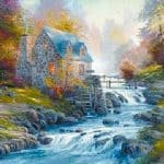 cobble stone mill image