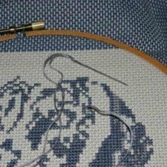 cross stitch hoops