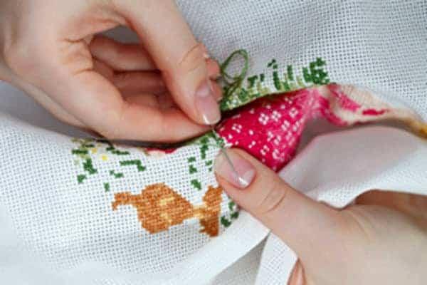 cross stitch specialty threads