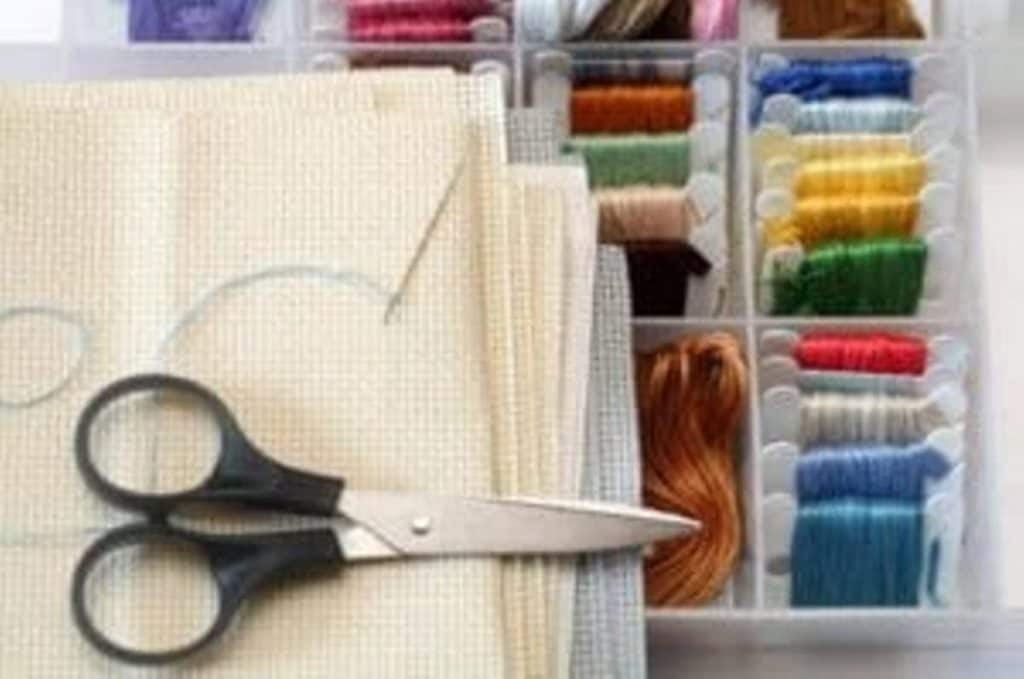 cross stitch equipment