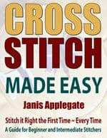Cross Stitch Made Easy ebook image