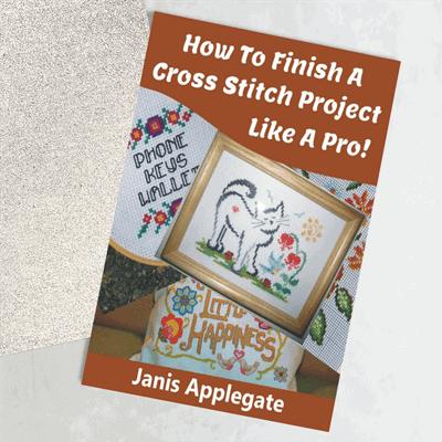 Finish cross stitch