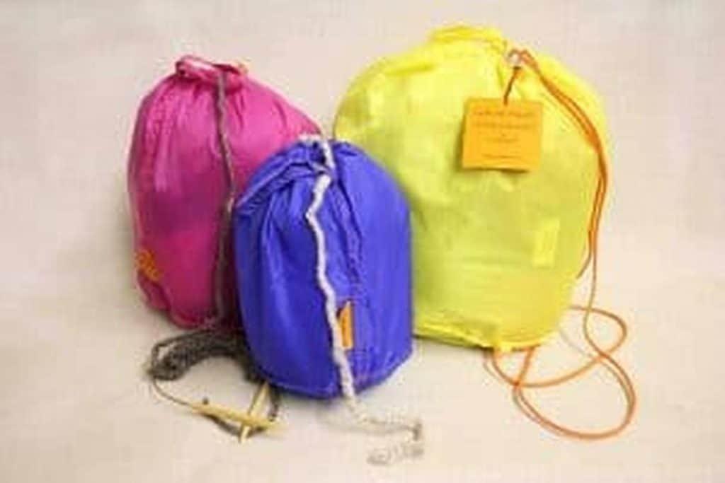 cross stitch storage bags