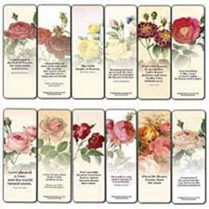 detachable cross stitch bookmarks
