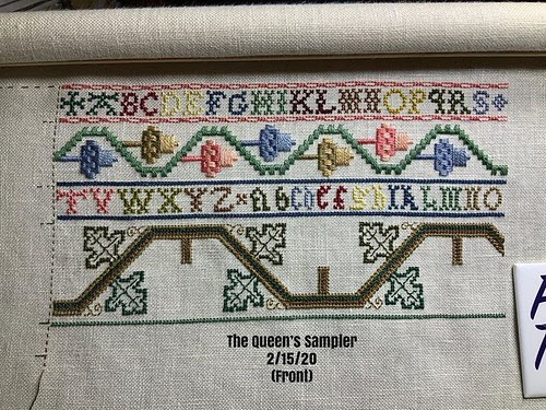 counted canvas needlepoint