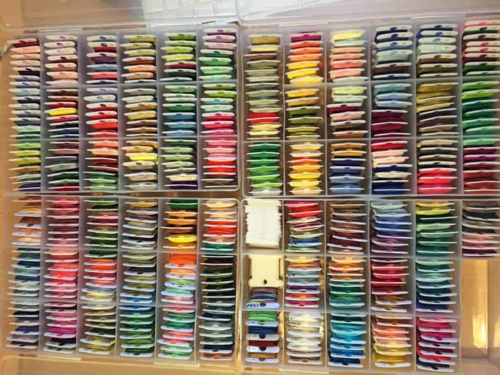 best threads for cross stitch