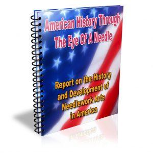 american history cross stitch