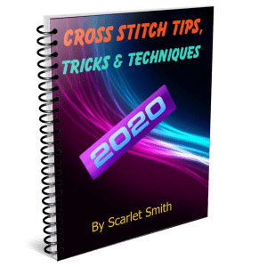 cross stitch tips